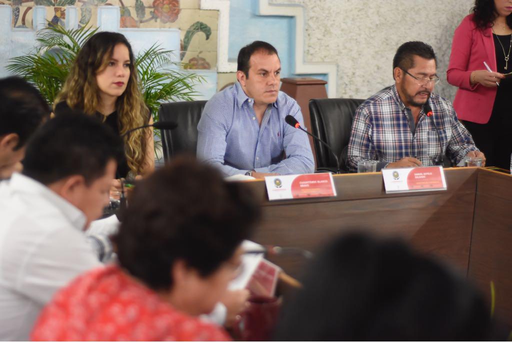 Inician proceso de sanción contra Cuauhtémoc Blanco, peligra su candidatura a gobernador