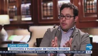 Dani Dahar Explica Crisis Económica Venezuela Empleo Eu