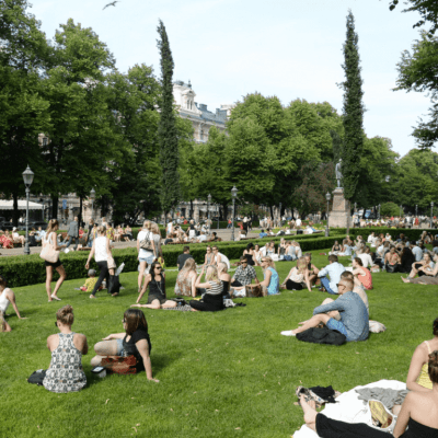 Finlandia, el país más feliz del mundo, según Reporte Mundial de la Felicidad 2018
