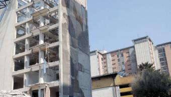 Damnificados del sismo en edificio Osa Mayor enfrentan incertidumbre jurídica