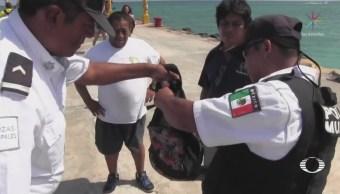Descartan atentado por explosión de ferry de Playa del Carmen
