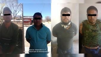 Abaten a El mini, líder narco en Chihuahua; hay 4 detenidos