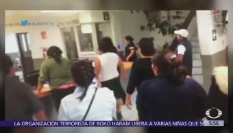 Detienen a 7 personas por alboroto en Ministerio Público de Coyoacán