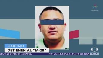Detienen a 'El Pelochas', presunto líder del Cártel del Golfo en Reynosa
