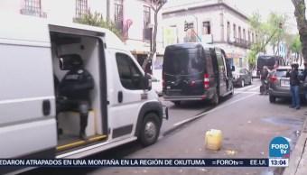 Detienen a narcomenudista en la colonia Buenavista, CDMX