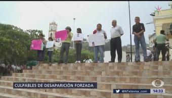 Dos Policías Veracruz, Culpables Desaparición Dos Jóvenes
