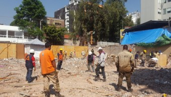 concluye demolicion de 18 edificios en la benito juarez tras el 19s