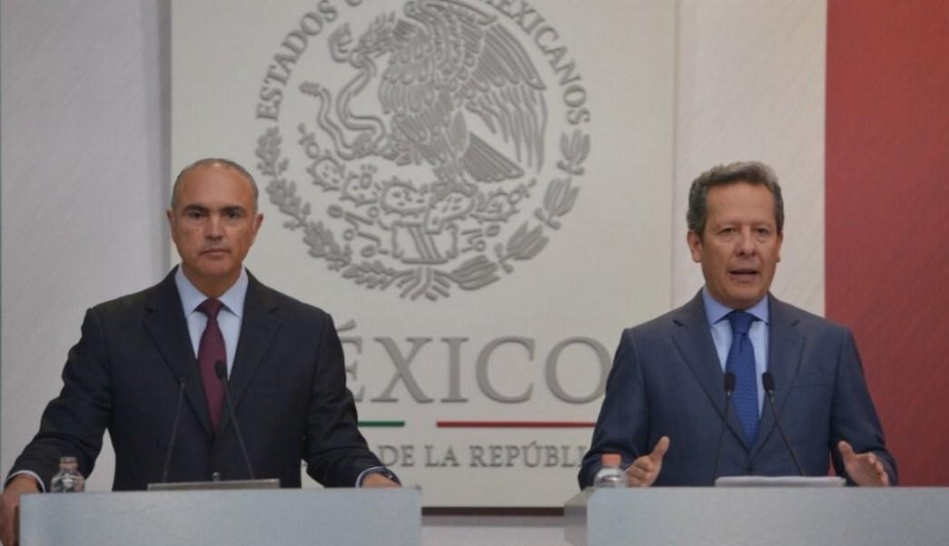 proceso electoral solo incumbe mexicanos eduardo sanchez