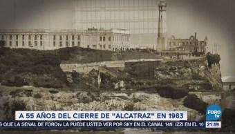 Efeméride En Una Hora: Prisión de Alcatraz