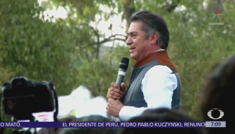 'El Bronco' recuperó 14 mil 426 apoyos ciudadanos cuestionados por el INE