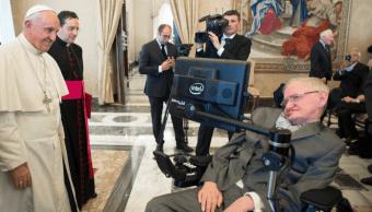 Recuerdan en Vaticano tremendo sentido del humor de Stephen Hawking