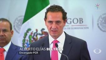 Elías Beltrán defiende la legalidad del video de Anaya en la SEIDO