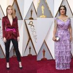 Emma Stone, la mejor vestida, y Salma Hayek, la peor