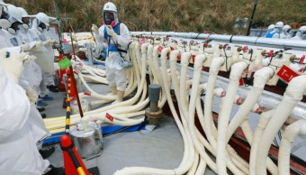 Muro de hielo en Fukushima ayuda, pero no frena el agua radioactiva
