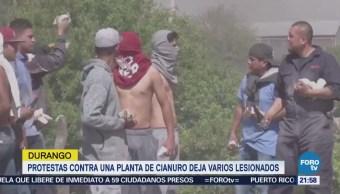Enfrentamiento deja al menos 21 heridos en Gómez Palacio Durango
