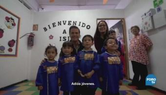 EPN visita estancia infantil de SedesolEPN visita estancia infantil de Sedesol