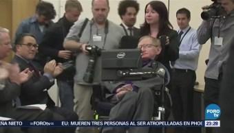 ¿Quié¿Quién fue Stephen Hawking?n fue Stephen Hawking?