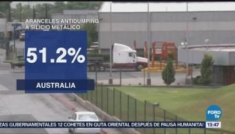 Estados Unidos Impone Aranceles Importación Silicio Metálico