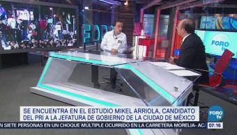 Mikel Arriola Medias Podrían Combatir Inseguridad Cdmx