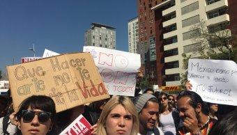 Marchan en Jalisco por estudiantes de cine desaparecidos