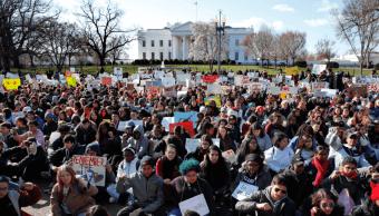Jóvenes se movilizarán en EU para exigir control de armas