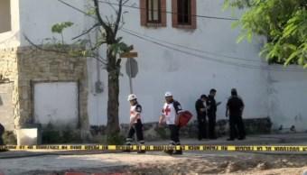 Explota fábrica de sillas en Nuevo León; un lesionado