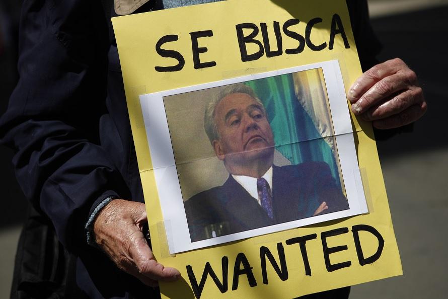 Expresidente Bolivia acude juicio civil Estados Unidos