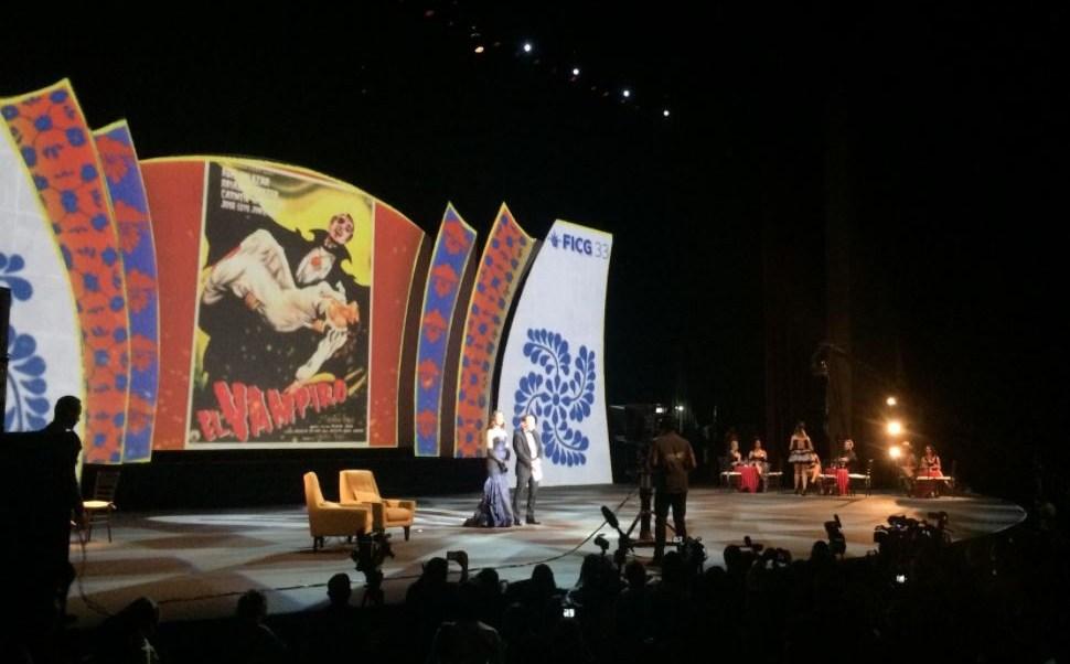 Arranca edición 33 del Festival Internacional de Cine de Guadalajara