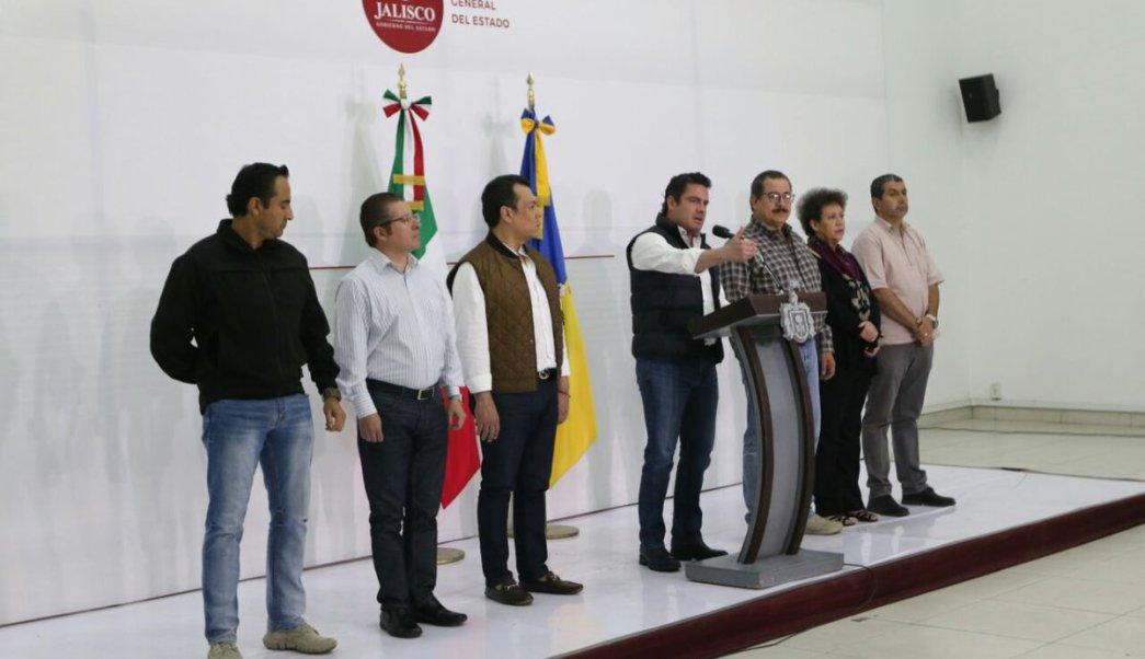 Fiscalía de Jalisco confirma suicidio de Julio Cesar
