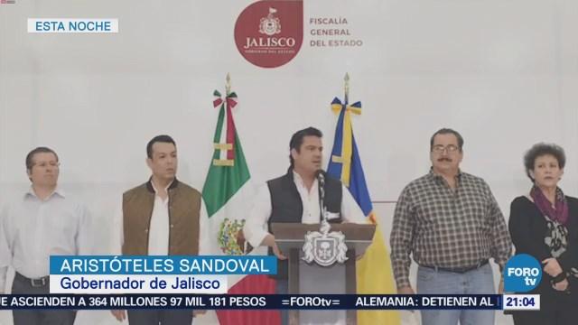 Fiscalía de Jalisco sigue varias líneas de investigación por desaparición de estudiantes
