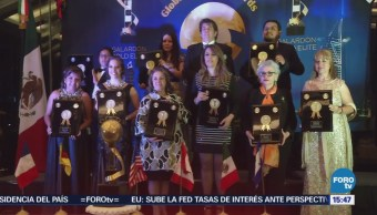 Fundación internacional reconoce trayectorias periodísticas