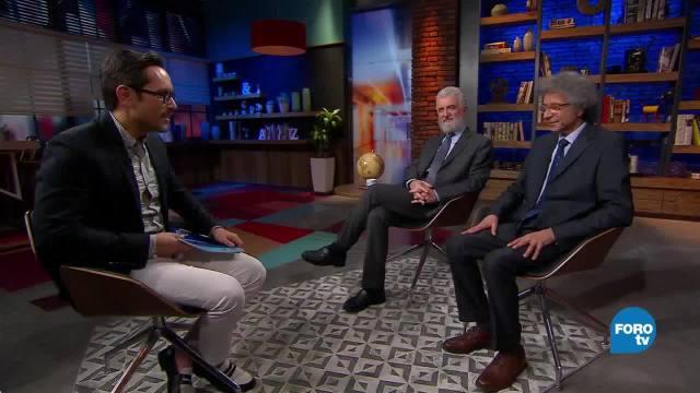Genaro Lozano entrevista a Donato Di Santo y Luigi Maccotta