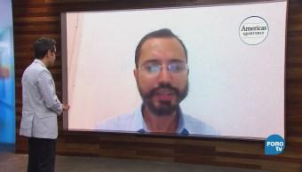 Genaro Lozano entrevista a Mauricio Santoro