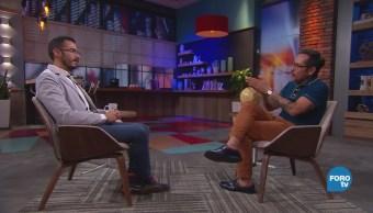 Genaro Lozano entrevista a Ricardo Baruch
