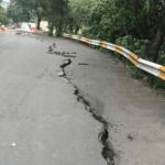 Habitantes de Xochimilco denuncian grietas en carretera Tulyehualco desde sismo 19S