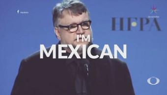 Guillermo del Toro comparte video 'Soy Mexicano'