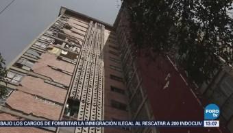 Habitantes del edificio Osa Mayor sufren por falta de certeza jurídica