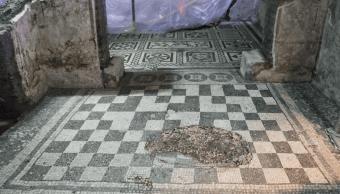 Hallan restos de una casa del segundo siglo durante excavación en Roma
