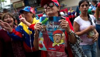Rinden homenaje Hugo Chávez Venezuela cinco años su muerte