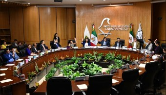 IECM aprueba tres debates para candidatos a Jefatura de Gobierno