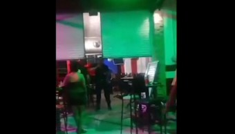 balacera bares muertos iguala municipio riña
