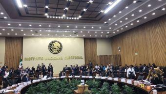 INE aclara que verifica apoyos de aspirantes independientes a una candidatura presidencial