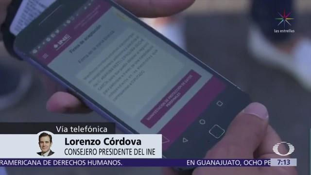 INE abrirá procedimientos contra aspirantes independientes por irregularidades en financiamiento