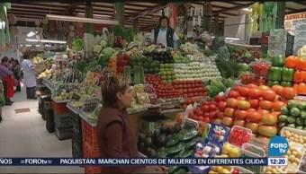 INEGI: Inflación anual disminuye en febrero