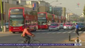 Inicia servicio completo de la Línea 7 del Metrobus, CDMX