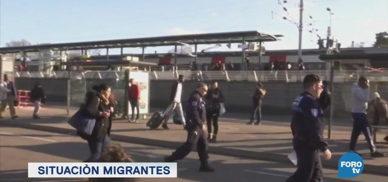 Inseguridad y violencia en suburbios de Francia habitados por migrantes africanos