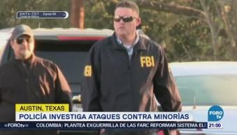 Investigan como crímenes raciales explosiones en Texas