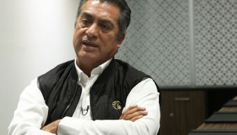 INE no ha notificado resolución sobre firmas, dice Jaime Rodríguez 'El Bronco'. (AP)