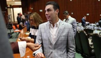 Sesma deja su lugar a Manuel Velasco en lista de plurinominales