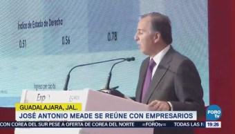 José Antonio Meade Reúne Empresarios